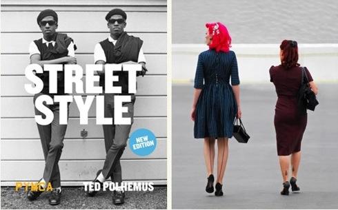Street Style, Ted Polhemus, the Book Club, PYMCA,Viva Las Vegas Festival