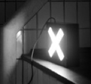 The xx, merchandising, lightbox
