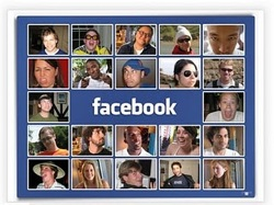 Facebook,UK audience stats,household income, UK population,