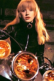 Marianne Faithfull, Girl on a Motorcycle