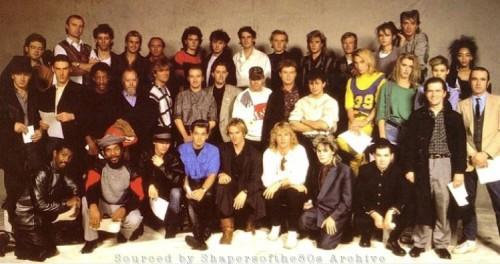 Band Aid, Peter Blake