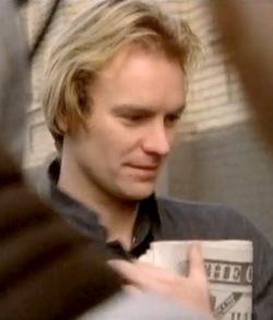Sting, Band Aid