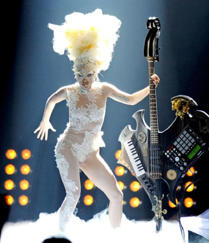 Lady Gaga, Brit Awards