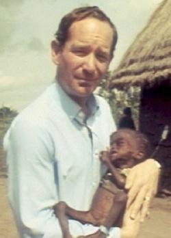 Michael Buerk , Ethiopia