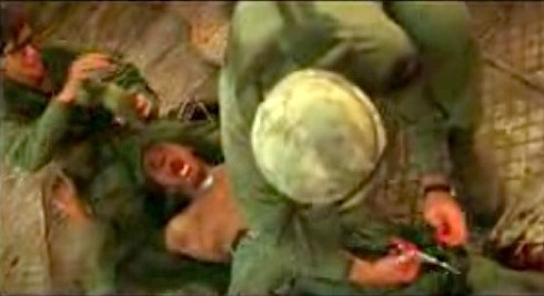 Paul Hardcastle, Nineteen, Vietnam war, video