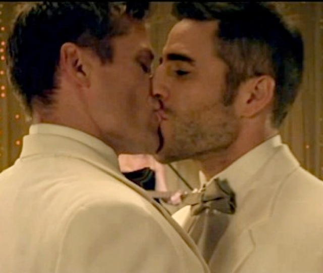 Pink Raise Your Glass Gay Kiss Pop Video