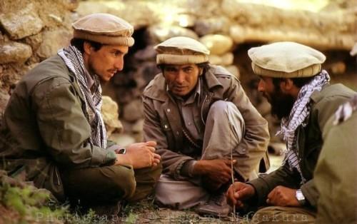 Ahmad Shah Massoud ,Afghanistan, 1983, Nagakura