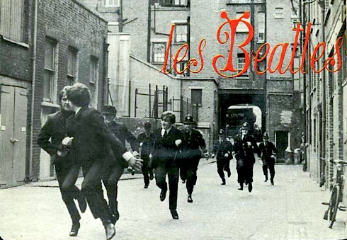 Beatlemania, Hard Day's Night,