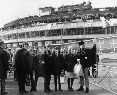 Beatlemania 1965, LHR