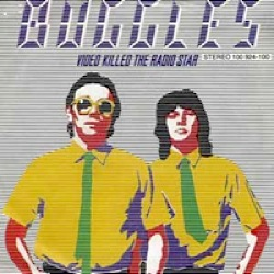 Buggles, Video Killed the Radio star, Trevor Horn