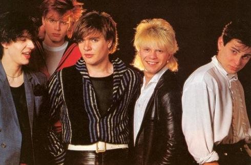 Duran Duran, 80s, pop