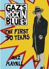 Gaz's Rockin Blues, book, 1980s