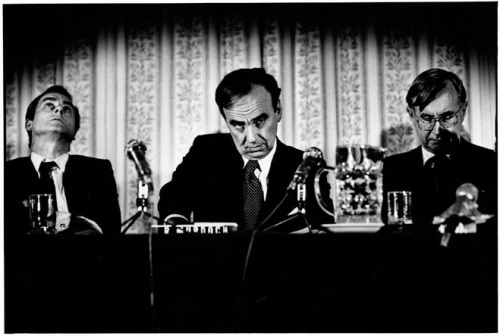 Rupert Murdoch, 1981,Harold Evans, Sunday Times, William Rees-Mogg, The Times