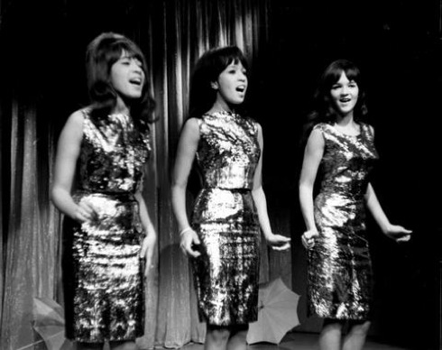 Ronettes, Be My Baby, Phil Spector, Wall of sound, 1963