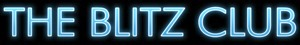 theblitzclub, Return To The Blitz, New Romantics,website,logo
