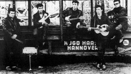Beatles, Hamburg, Astrid Kirchherr, Stuart Sutcliffe