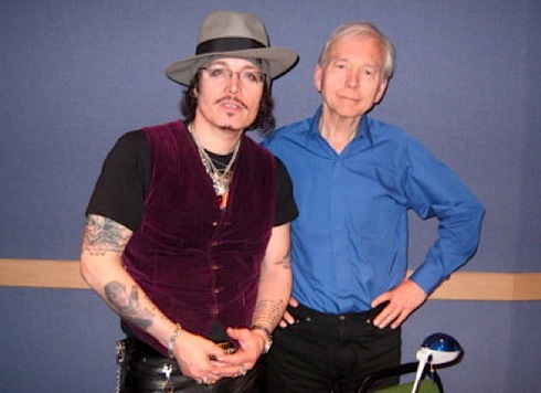 Adam Ant, John Humphrys , Radio 4, BBC, On The Ropes, bi-polar disorder, mental health
