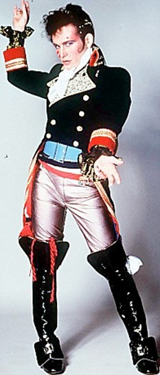 Adam Ant , glam rock, Prince Charming