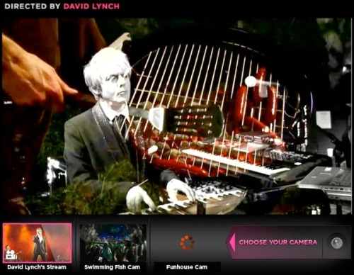 Duran Duran, streaming, live concert, Amex,YouTube, Unstaged, David Lynch, Los Angeles