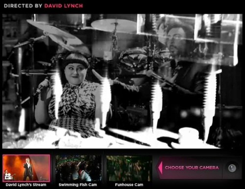 Duran Duran, streaming, live concert, Amex,YouTube, Unstaged, David Lynch, Los Angeles , Beth Ditto