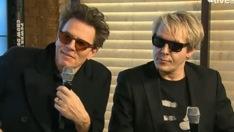 John Taylor, Nick Rhodes, Duran, Facebook Live, interview, thequietus, SXSW