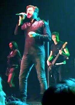 Duran Duran, US tour, Winstar Casino, 2011, Simon Le Bon, John Taylor