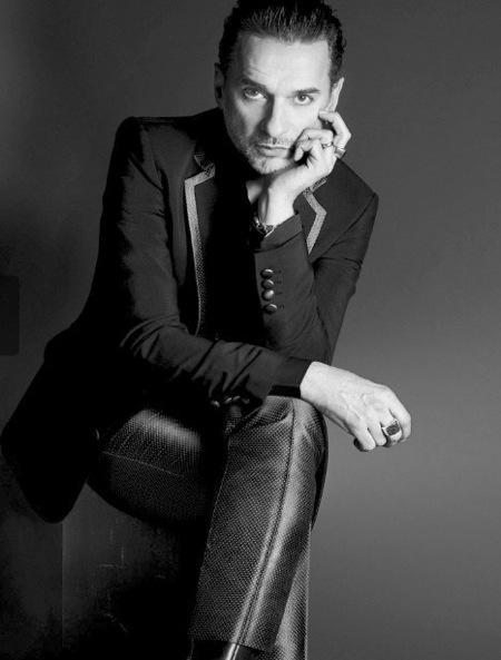 Depeche Mode, Dave Gahan, New York Times , Roberto Cavalli