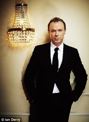 Gary Kemp, interview, Mail on Sunday, Spandau Ballet