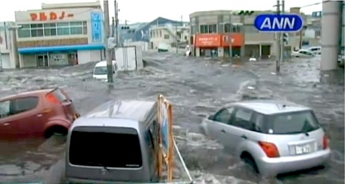Japan, tsunami, Fukushima, news video,BBC