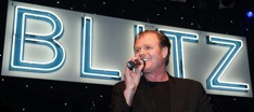 Rusty Egan, Blitz Club Live,Valentine, clubbing,UK