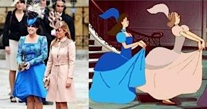 Princess Eugenie, Princess Beatrice , royal wedding