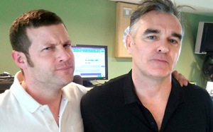 Dermot O'Leary,Morrissey, interview,Very Best Of