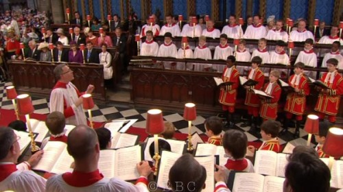 royal wedding, anthem, John Rutter, This is the day,