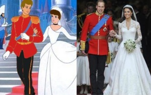 Prince William, Kate Middleton, royal wedding