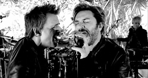 Duran Duran, All You Need Is Now, video, Nick Egan
