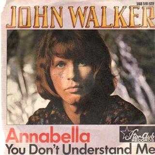 John Walker, Annabella, musicstack,60s pop