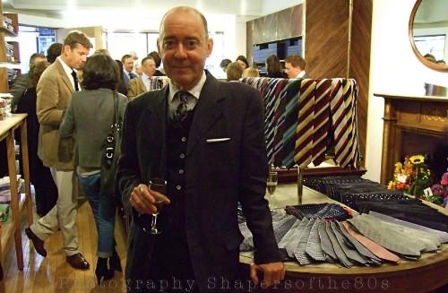 Clifford Martin Short Suit