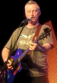 Billy Bragg, Glastonbury,