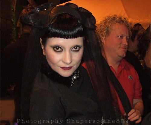 Boy George, 50th birthday, Princess Julia, Julia Fodor, Jeffrey Hinton