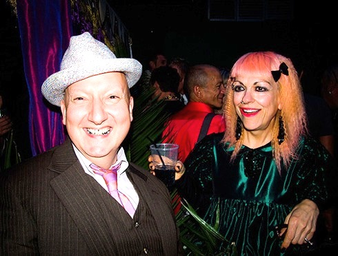 Boy George, 50th birthday,Stephen Jones, Judith Frankland