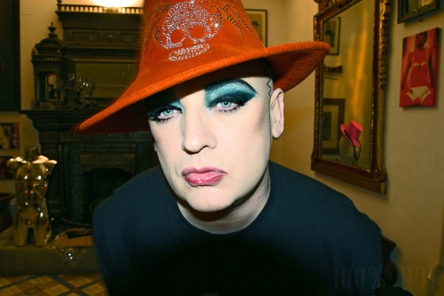 Boy George , 50th birthday,interview, Here And Now 2011,