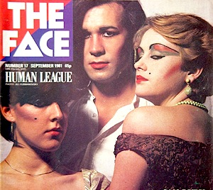 Human League, Phil Oakey, Joanne Catherall ,Susan Sulley