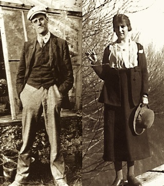 James Joyce , Nora Barnacle