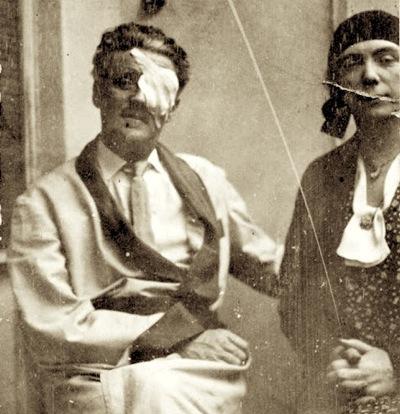 James Joyce, Nora Barnacle