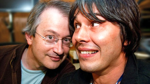 Robin Ince, Brian Cox, Radio 4,Infinite Monkey Cage ,science