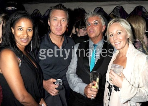 Boy George, 50th birthday,Pepsi DeMacque,Martin Kemp, Steve Strange, Shirlie Holliman