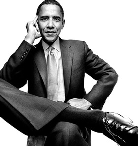 Platon Antoniou, Barack Obama,photography, St Martin's