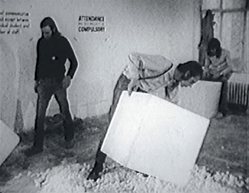 Peter Kardia, Christopher Burstall, The Locked Room,Richard Deaconm,St Martin's
