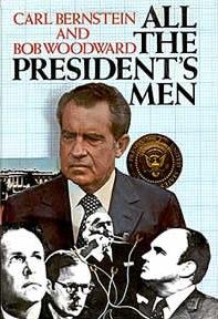 All the President's Men, books, Woodward, Bernstein