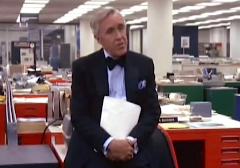 All the President's Men, Jason Robards ,Ben Bradlee